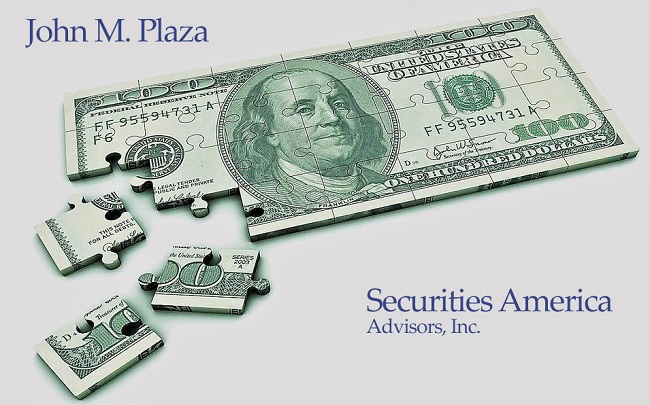 John M. Plaza, Securities America Advisors, Inc.